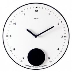 Pendulum wall clock - Appuntamento