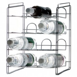 Cantina stackable bottle holder
