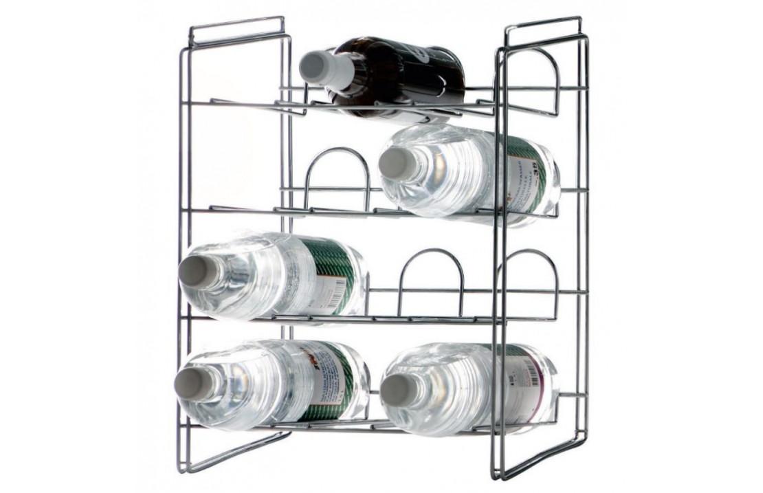 Cantina stackable bottle holder