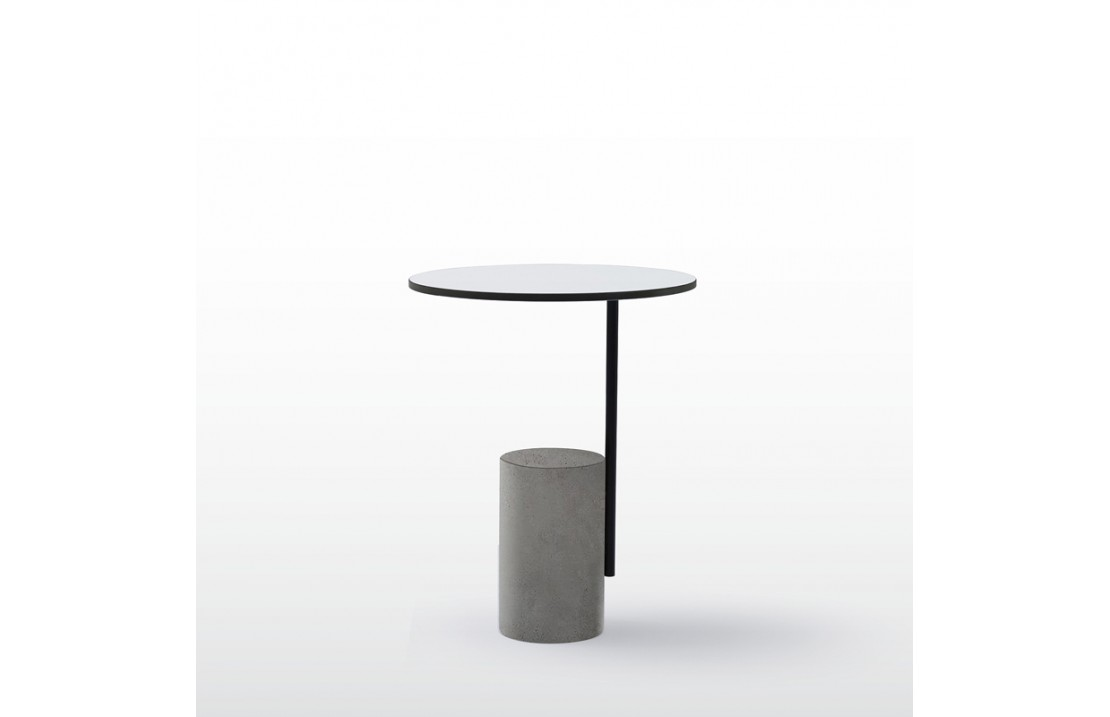 Table with cement base Xaxa