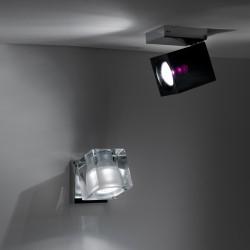 Faretto orientabile parete / soffitto - Cubetto