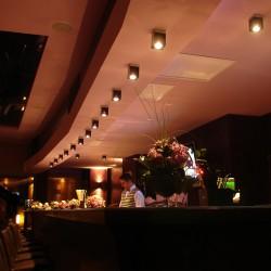 Ceiling Spotlight in glass - Cubetto