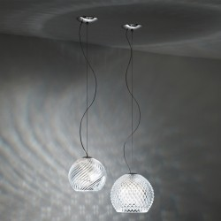 Crystal Pendant lamp - Diamond