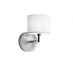 Diamond, crystal wall lamp