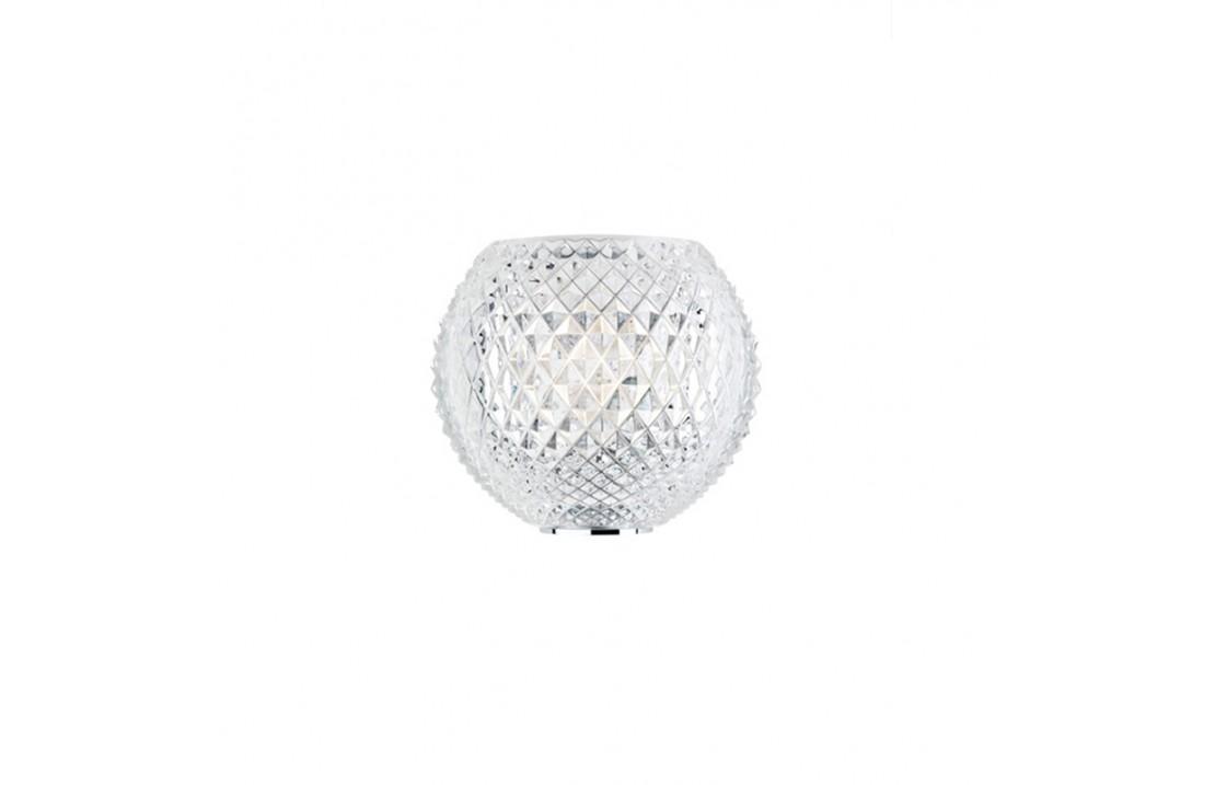 Crystal wall lamp - Diamond