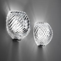 Applique in cristallo - Diamond
