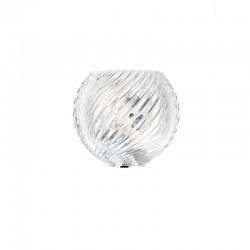 Crystal wall Lamp - Swirl