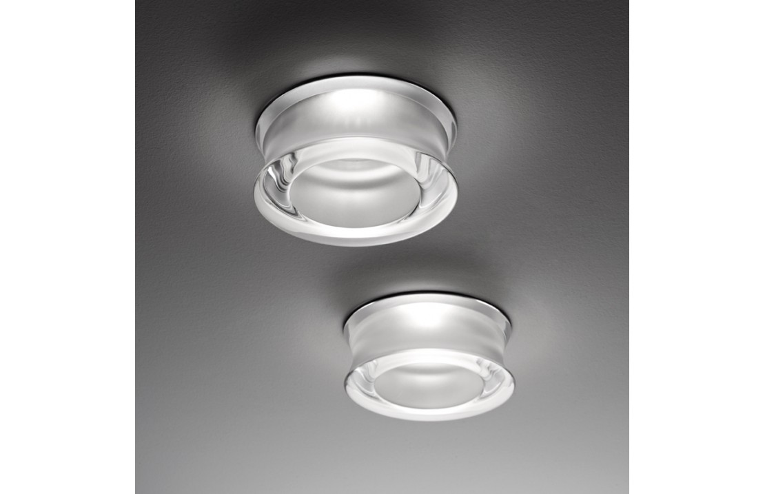 Eli, recessed crystal downlight