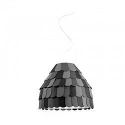 Roofer bell, suspension lamp