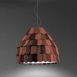 Roofer campana, lampada a sospensione