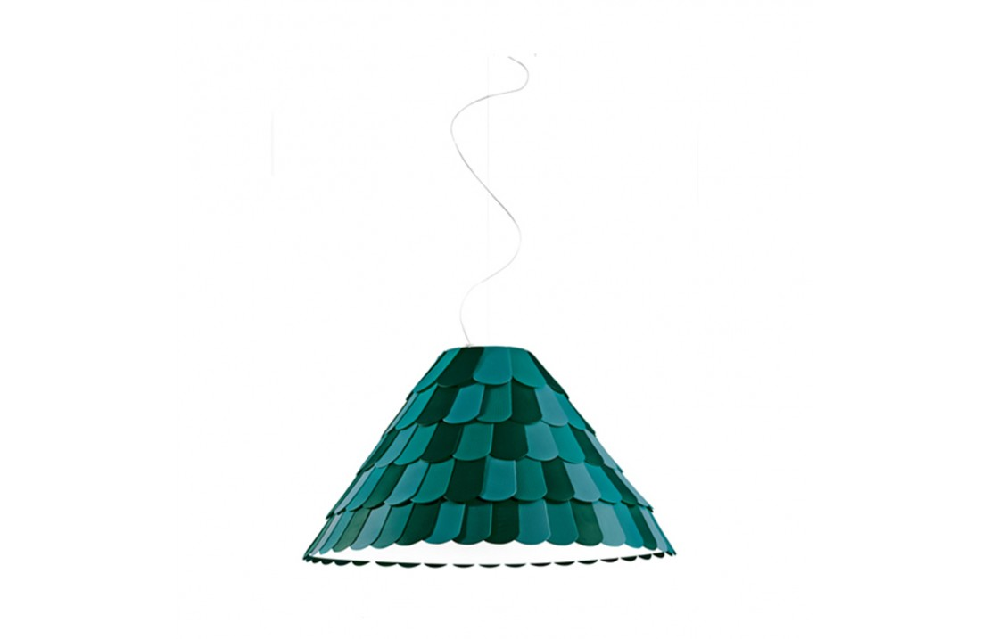 Roofer piramide, lampada a sospensione