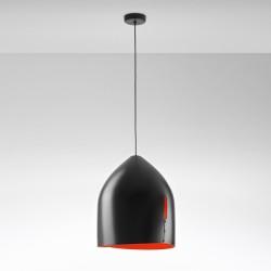 Metal suspension lamp - Oru