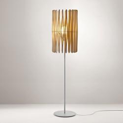 Floor Lamp in wood - Stick
