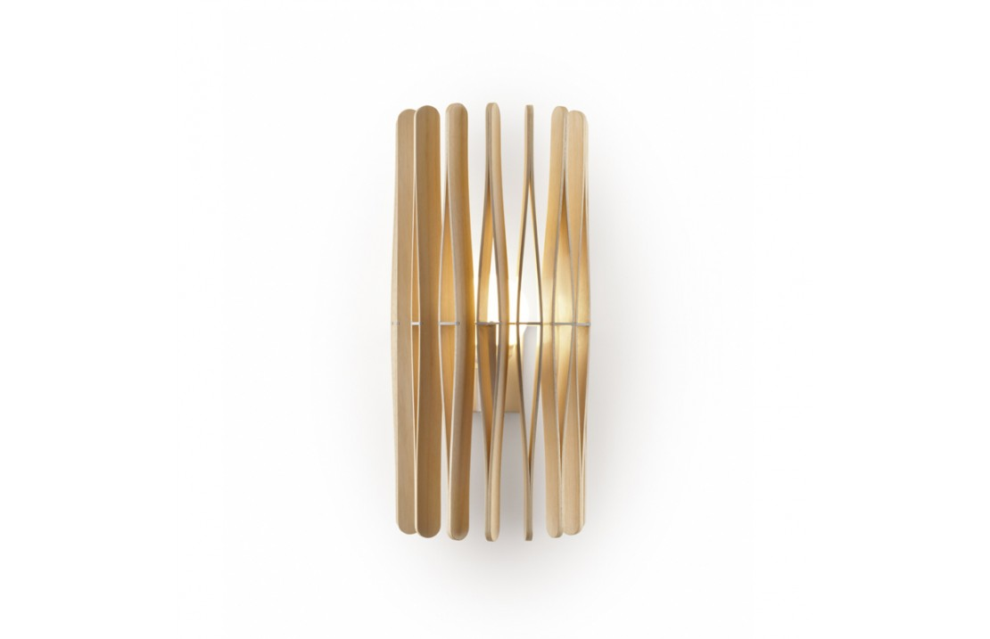 Wooden Wall Lamp - Stick