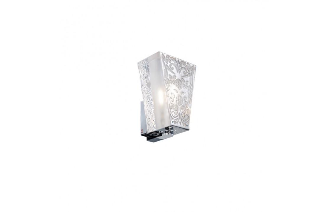 Vicky, crystal wall lamp