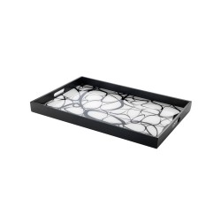 Rectangular tray Splash