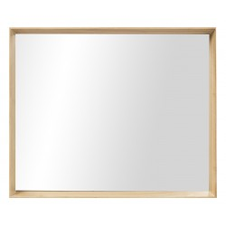 Mirror, specchiera in legno