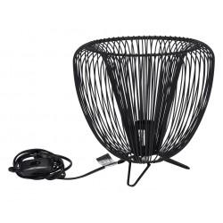 Filo  metal table Lamp H.24 cm
