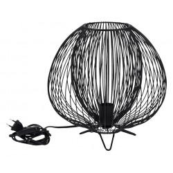Filo  metal table Lamp H.33 cm