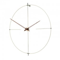 Wall Clock Bilbao