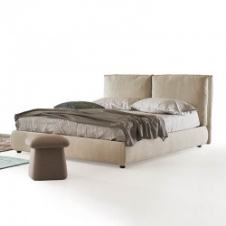 Bubble double bed with or...