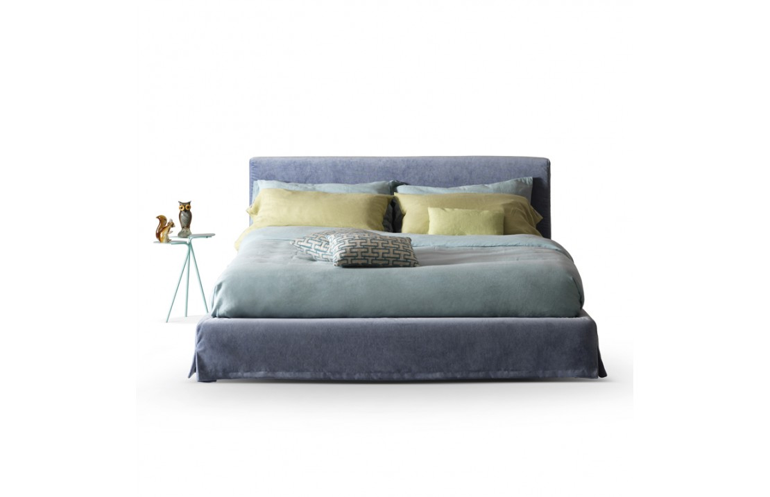 Dress double bed with or without storage