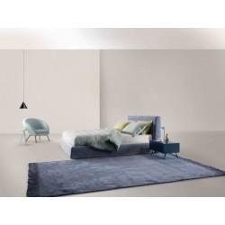 Dress letto imbottito con o senza contenitore