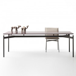 Dub dining table with...