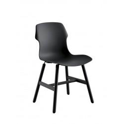 Sedia in polipropilene - Stereo Metal