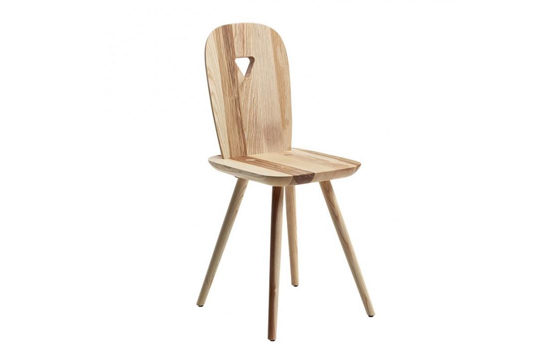 La-Dina sedia in frassino