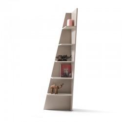 Esquina lacquered bookshelf