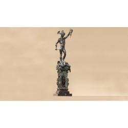 Statua in bronzo - Perseo