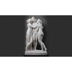 Statua in marmo - Tre Grazie