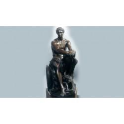 Statua in bronzo - Marte...