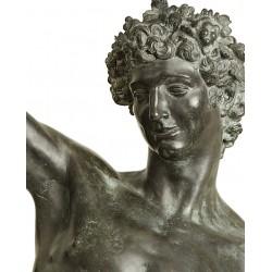 Statua in bronzo - Bacco