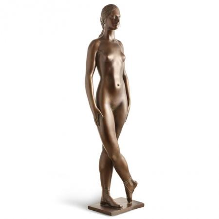 Statua in bronzo - Ballerina