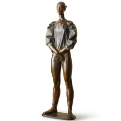Statua in bronzo -...