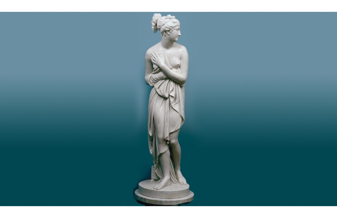 Scultura in marmo - Venere Italica