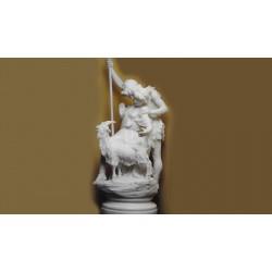 Scultura in marmo - Pastorelli