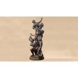 Statua in bronzo - Ratto...