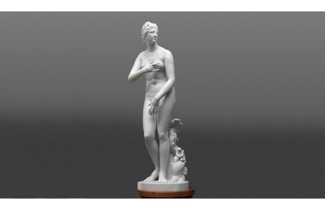 Statua in marmo - Venere dei Medici