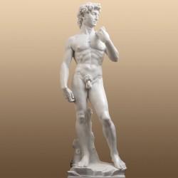 David marble statue