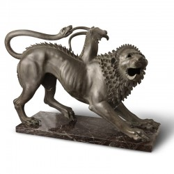 Etrusca Chimera bronze statue