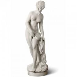 Scultura in marmo Bagnante...