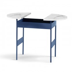 Halfie side table with MDF...