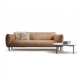 Joy padded sofa