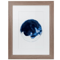 Eye, printing 73x93 with frame
