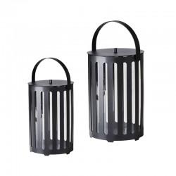 Outdoor Lantern in aluminium - Lighttube