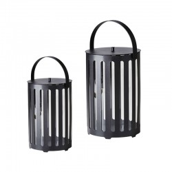 Outdoor Lantern in aluminium - Lighttube