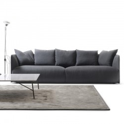 Lullaby 2/3 seater padded sofa
